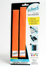 Orange BurstBookmark